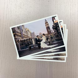 5 x 7 Photos for Las Vegas Wedding