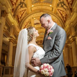Digital Brilliance Photography Session & Copyrights Package for Las Vegas Wedding