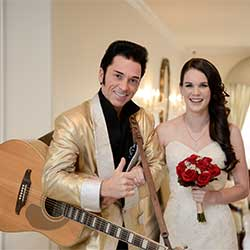 Elvis Wedding Songs