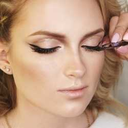 Add-On: False Eyelashes for Las Vegas Wedding