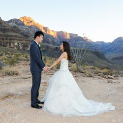 grand canyon wedding video
