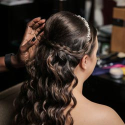 Bridal Hair Las Vegas