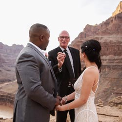Minister's Fee- Off-Site Wedding for Las Vegas Wedding