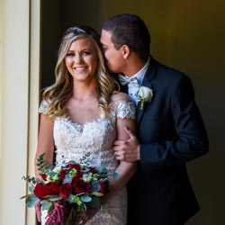 Regal 20 Minute On-Site Posed Photo Shoot for Las Vegas Wedding