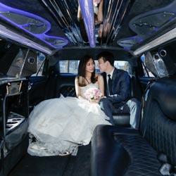 Pre-Paid Wedding Driver Gratuity for Las Vegas Wedding