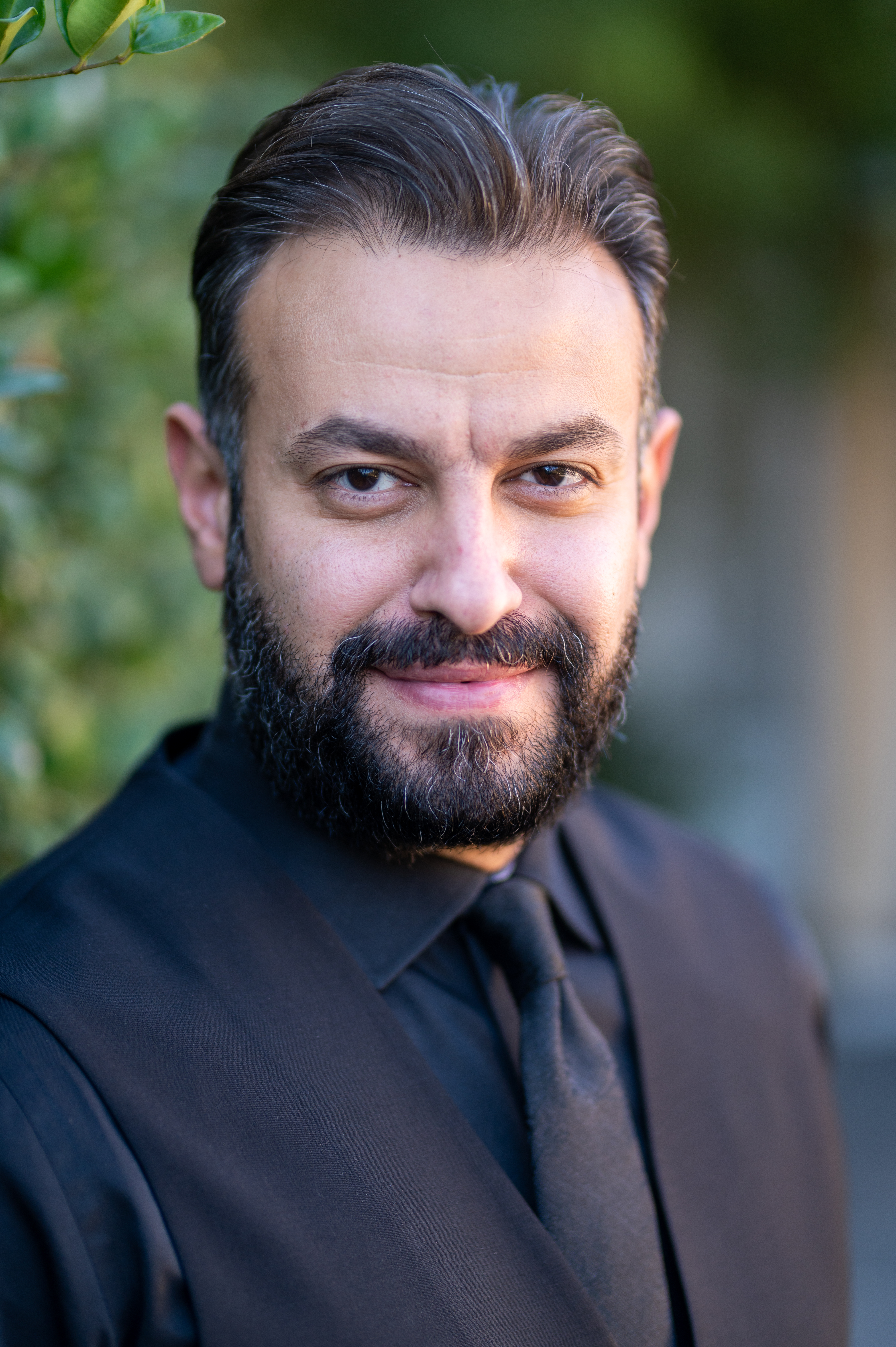 Chapel of the Flowers Staff - Mohammed